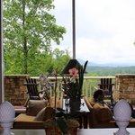 Brasstown Valley Resort & Spa Restaurant Foto