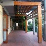 Excelentes instalaciones para ser Hostel!