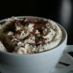 Tasty Whipped Chocolate Drink