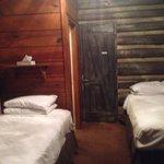 Frontier Cabin für drei Personen ?!?