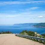 Incredible views from the Cabot Trail.