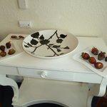 Celebratory Chocolate Covered Strawberries