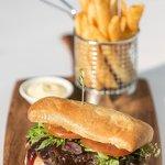 Delicious Steak Sandwich