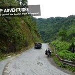 Feel the adventure