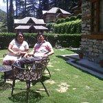 Himalayan village stay