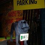 Maro's...home of the Bulldog