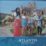 Souvenir Photo from Atlantis