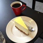 Kafeen på Hamsunsenteret