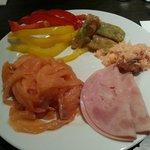 My Norwegian breakfast