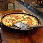 Calypso - Pizza Romana sin champignon