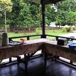 Sukau Evergreen Lodge Foto