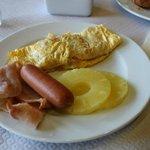 вкуснющий завтрак