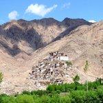 Chemrey monastery has a stunning location