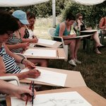 Hen Party - Life Drawing