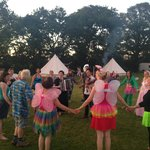 Hen Party - Wessex Ceildhl Band - Dancing