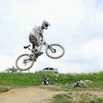 Berm jump