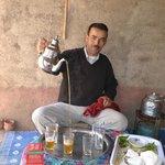 Excursion à Imlil, le thé à la menthe berbère