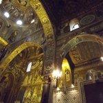 Porzione della Cappella Palatina