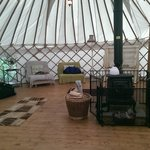 Lakeside Yurt
