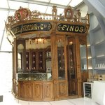 Bar from world exhibition