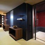 Sauna Bereich im Sheraton München Arabellapark Hotel