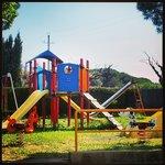 KIM'S parque infantil