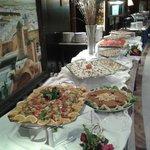 Buffet de cena