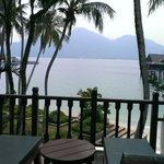 Sea view from Garden Villa 302