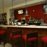 Flavors features a full service bar and offers weekly specials & happy hour.