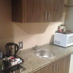 мини-кухня в номере