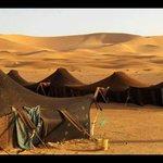 3 Days Romantic desert trip can be organised.