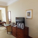 TV cabinet and Desk
