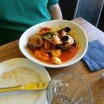 Seafood chiopino