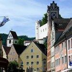 Altstadt von Füssen am Lech-1-