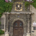 Eingangsportal Rathaus