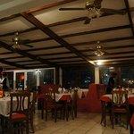 Le Restaurant (salle climatisé)