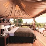 your luxury tent