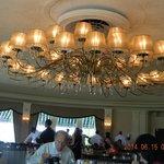 lights in Dining room