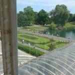 Gardens from Palm House balcony