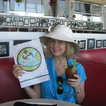 """The Franciscan had me at """"hello!""""---and a delicious """"Mermaid Mary""""."""