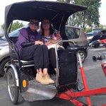 Rickshaw Experience!