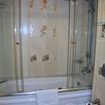 Good shower/tub