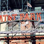 Entrance to AT&T Park
