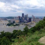A view of Pittsburgh City
