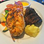 Surf and turf at it's finest