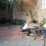 Beautiful Courtyard!