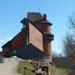 одна из башен Замка