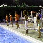 Animazione in piscina -  acquagym