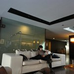 Hall - Hotel Aconcagua