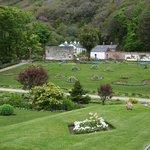 les jardins visctoriens